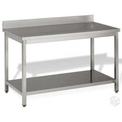 table inox 1800
