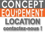 concept equipement location